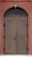 free photo texture of doors wooden ornate
